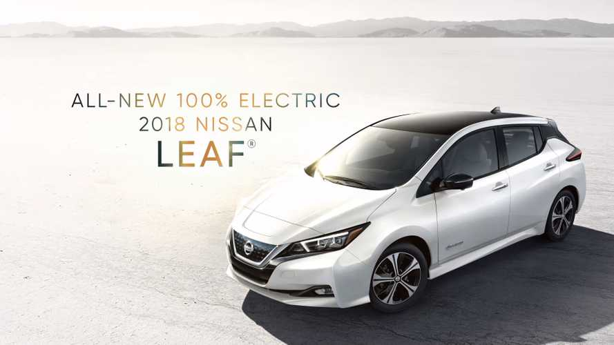 New Nissan LEAF To Appear In Disney