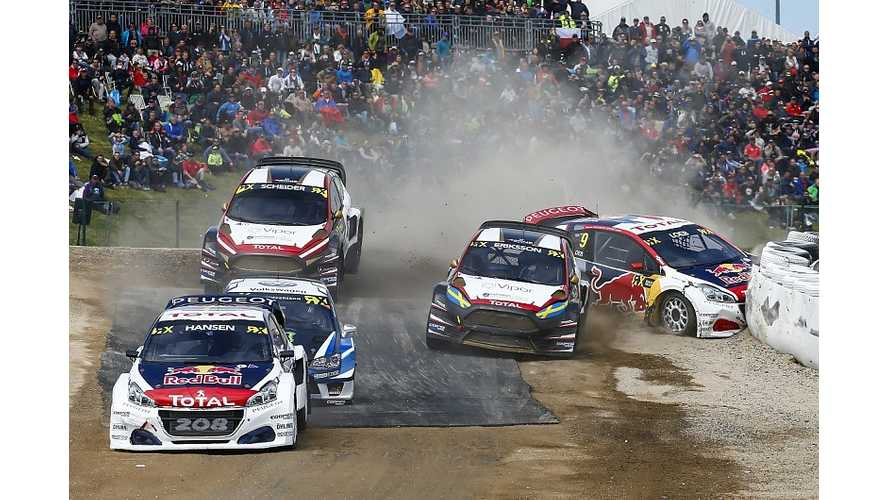 """Source Confirms World Rallycross Championship Is """"Absolutely"""" Going Electric"""