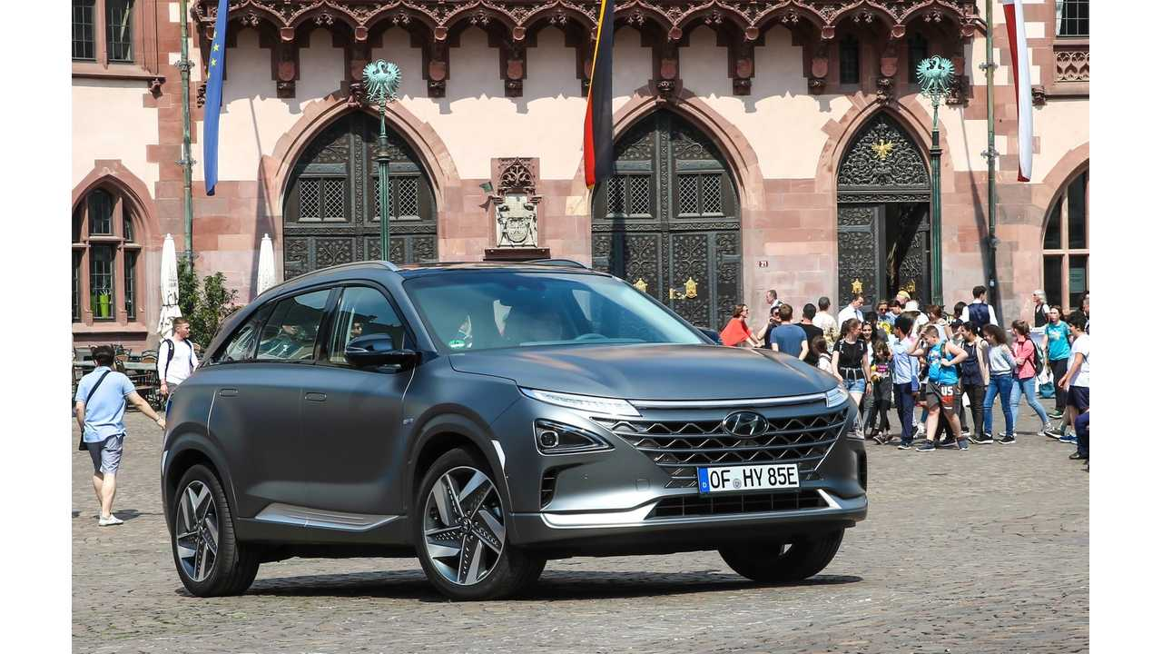 Hyundai Announces Partnership With Audi On Fuel Cell Technology