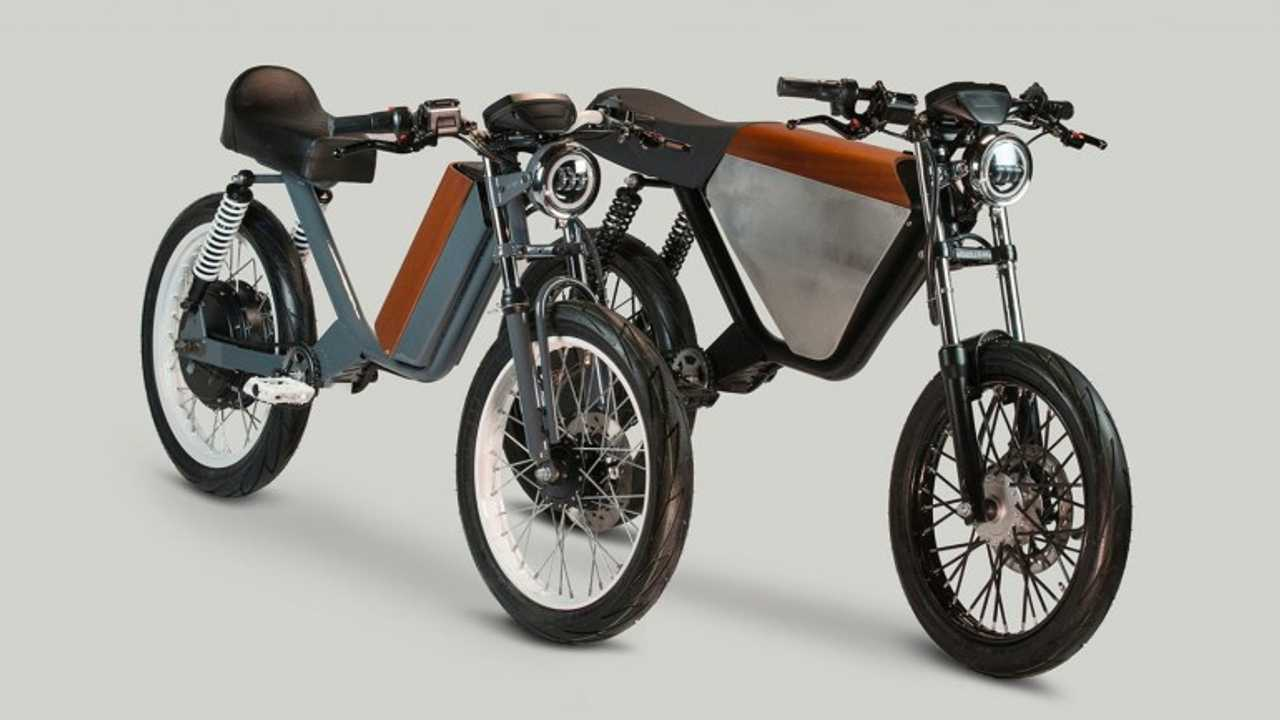 Onyx RCR Is A Little Bit E-Bike, Little Bit Electric Motorcycle
