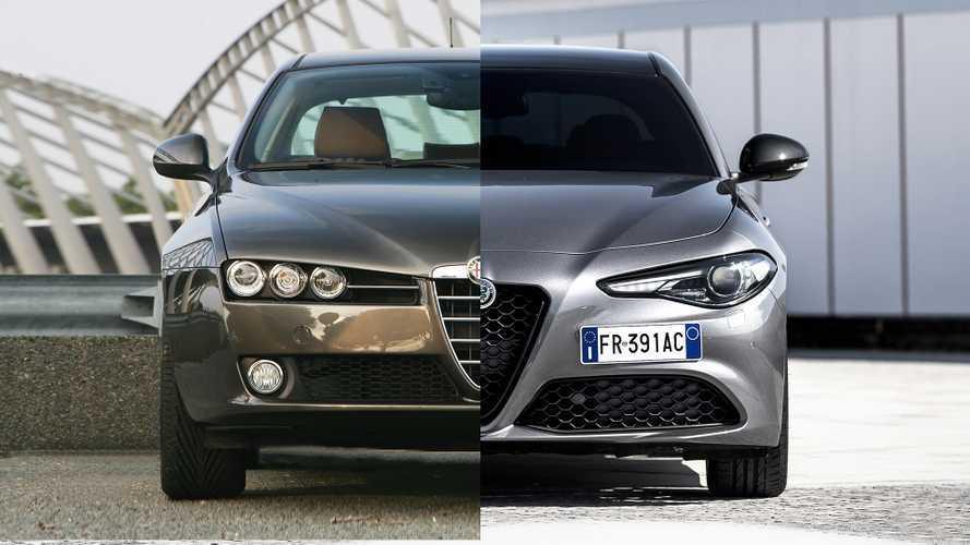 Le auto che fanno storia, una generazione dopo l'altra
