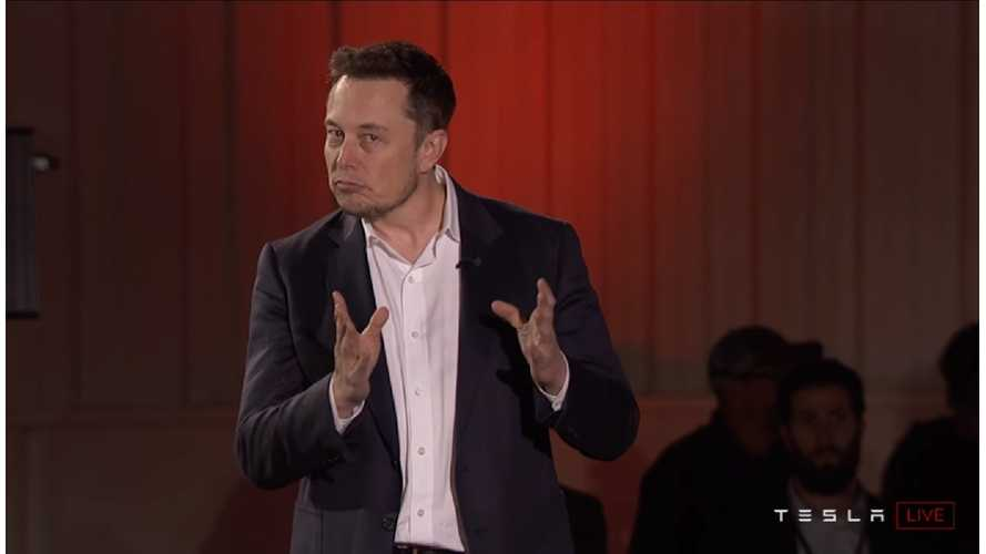 Conference Call Comments From Musk On Tesla Model 3 - Video/Listen