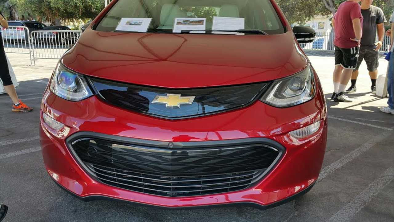 Dealer Reveals Some Additional Chevrolet Bolt Pricing Details