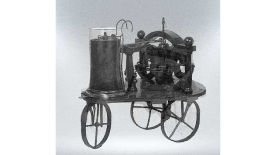 188-Year-Old History Of Electric Cars In One GIF