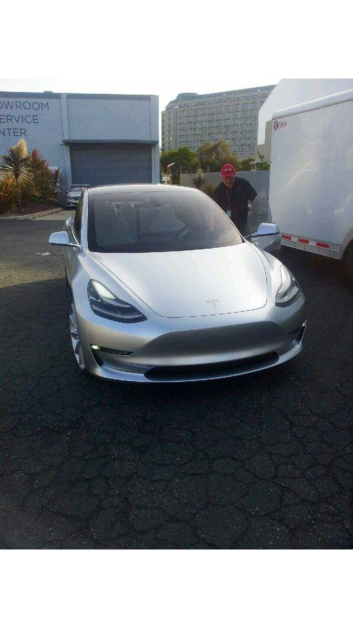 Elon Musk: Tesla Model 3 Production Target Is Up To 200,000 In Second Half Of 2017