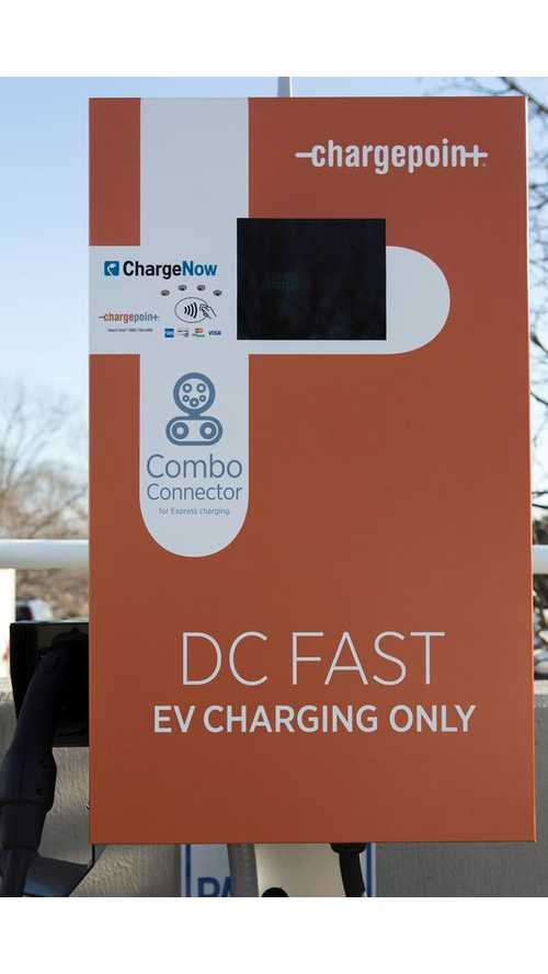 BMW, Volkswagen, ChargePoint Team Up For CCS Fast Charger Rollout In U.S. - CHAdeMO Gets Boost Too