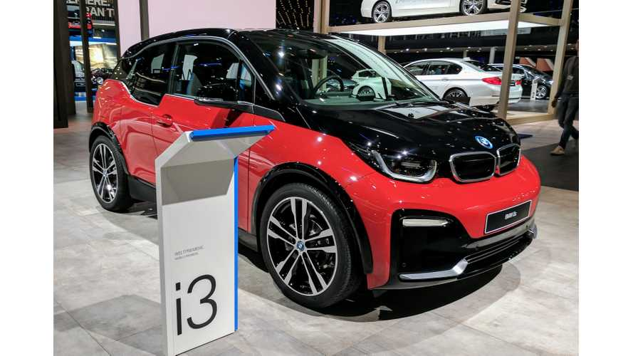 BMW To Issue Stop Sale and Voluntary Recall For All US i3s