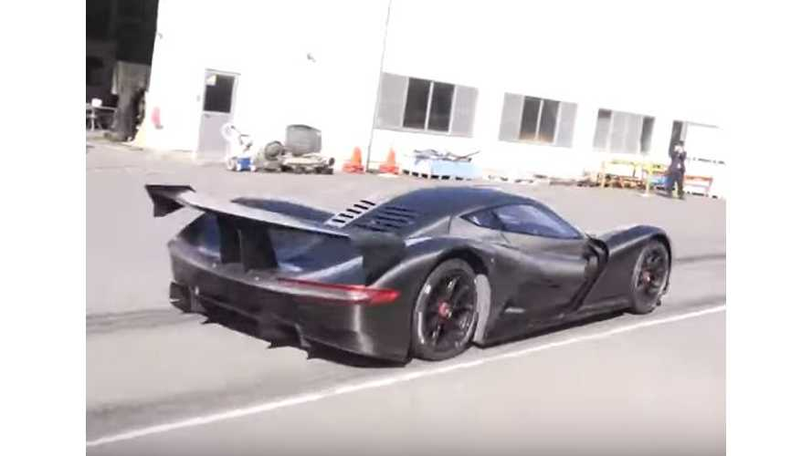 Aspark Owl Quicker Than A Tesla Roadster? 0 to 62 MPH In 1.9 Seconds