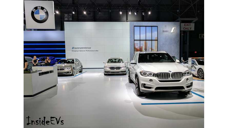 Next-Gen BMW X5 Plug-In Hybrid To Get Up To 30 Miles Electric Range