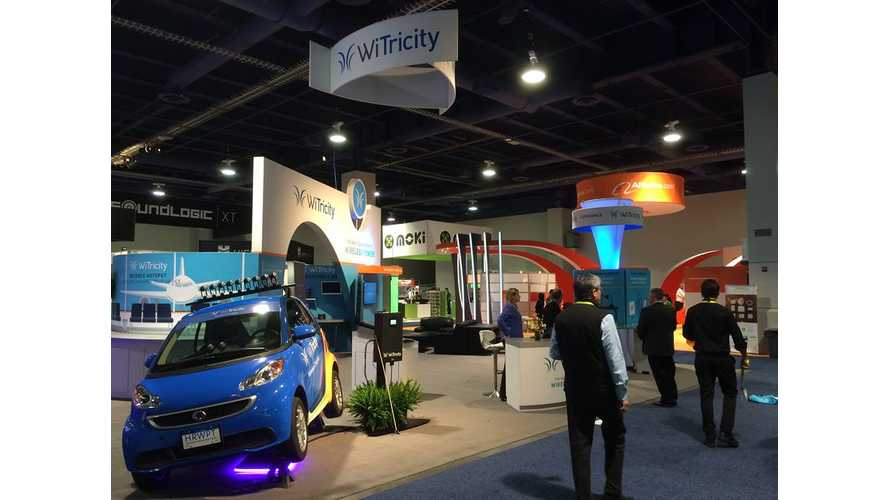 WiTricity Announces New 11 kW Wireless Charging System