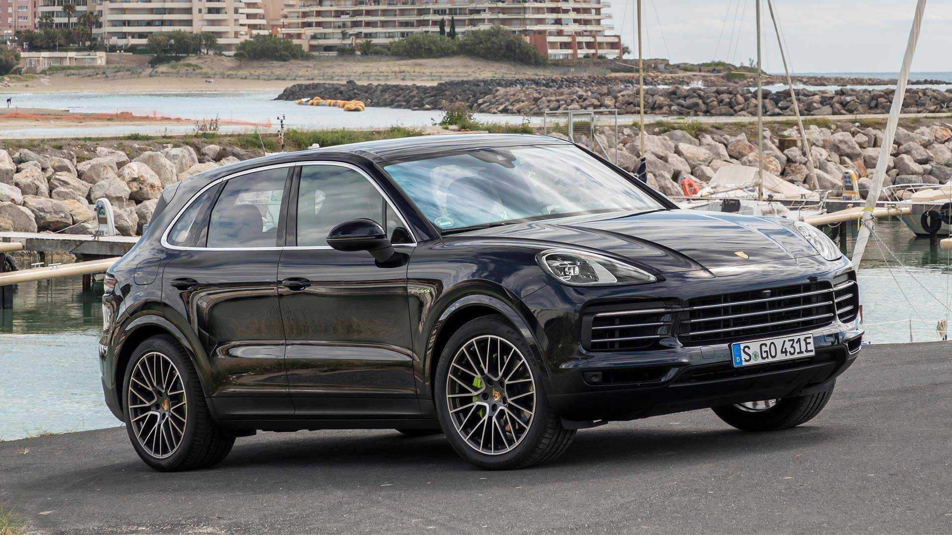 After Macan Porsche Could Build An Electric Cayenne