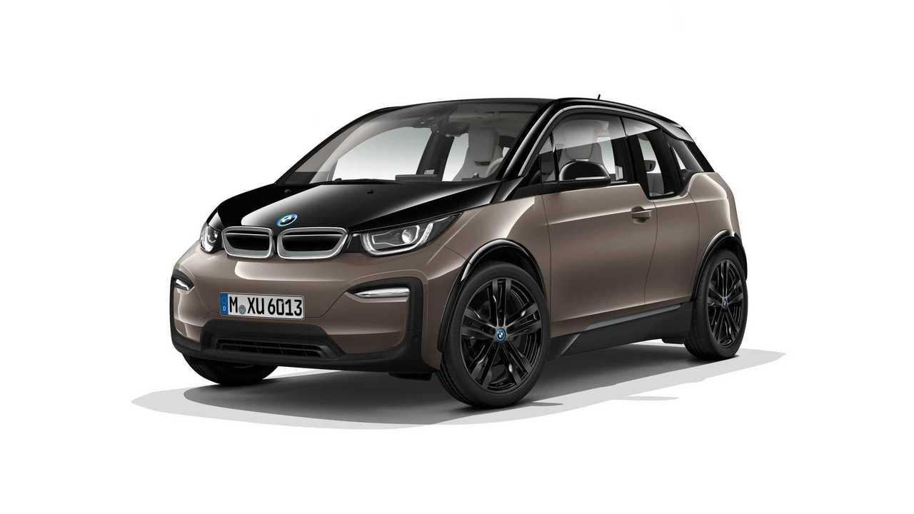 BMW i3 (120 Ah)