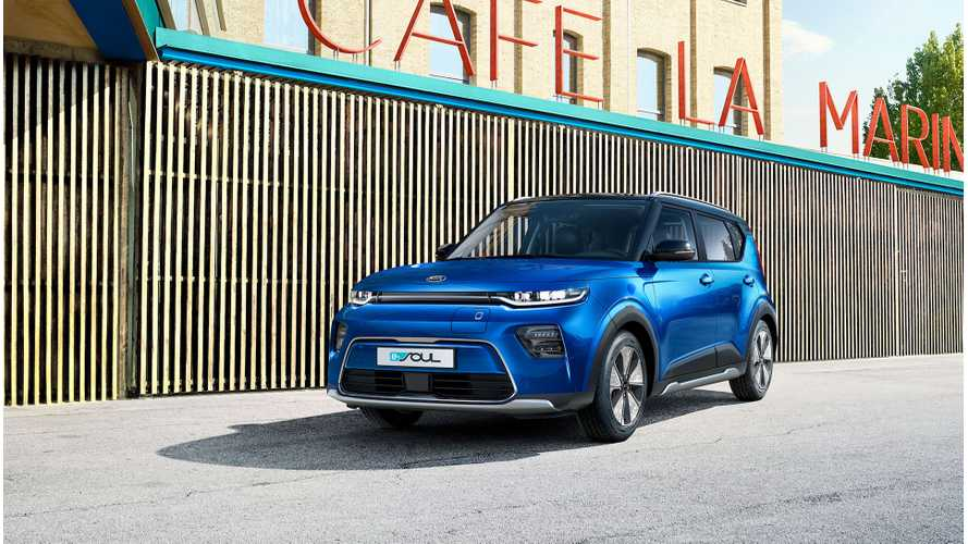 New Kia Soul EV Gets Tested By Autocar With Mostly Positive Results