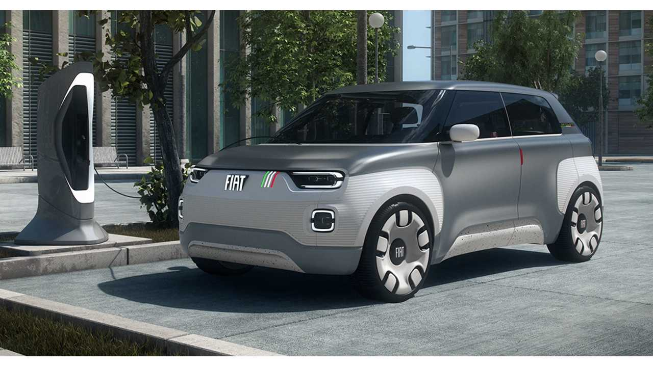Fca To Invest 788 Million In Production Line For Fiat 500 Electric