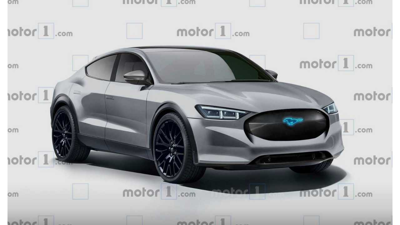 New Details Emerge On Ford's Long-Range Electric Crossover