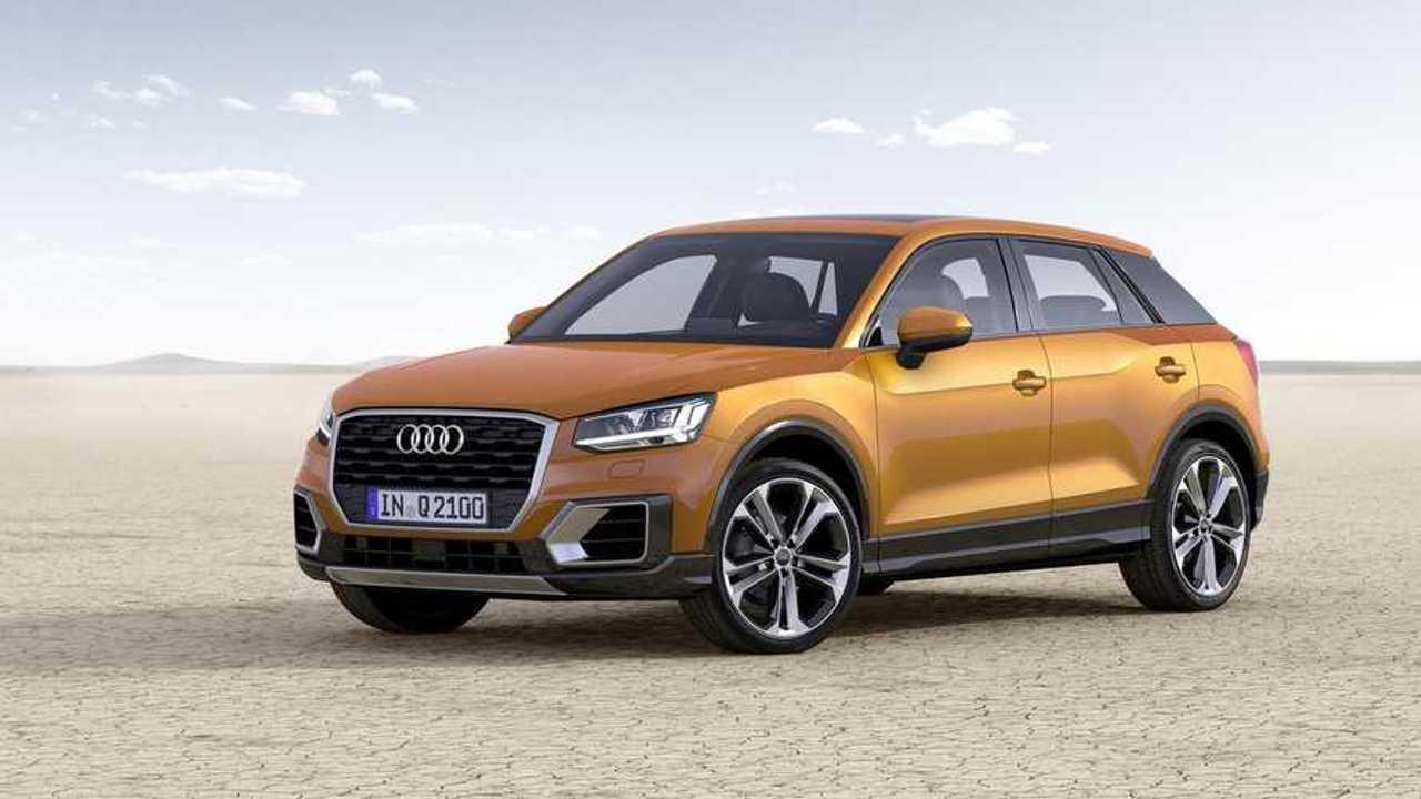 Audi Q2 L E-Tron Electric Crossover Coming Soon