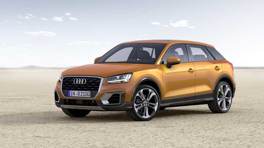 Audi Q2 L E-Tron Electric Crossover Coming Soon