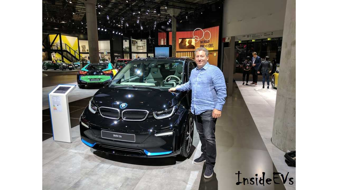 2018 BMW i3s Price Revealed, $3,200 More Than Standard i3