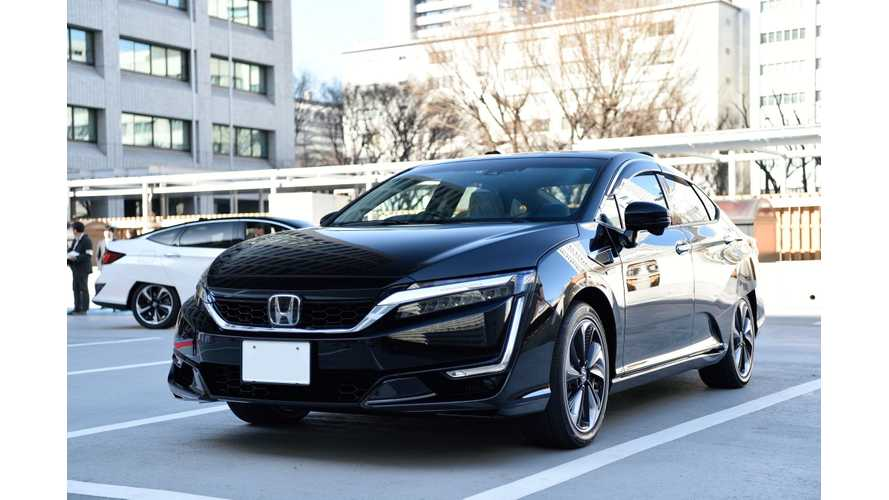This Is The Logic Behind The 80-Mile Range Of The Honda Clarity BEV
