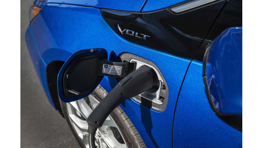 Chevrolet Volt Posts Strongest Retail Sales For January Ever