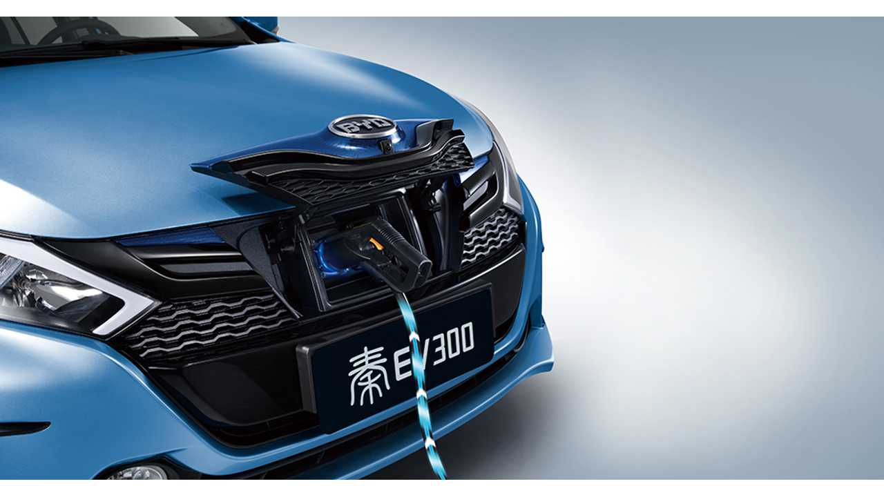 General Motors Hopes To Beat BYD In Plug-In Electric Car Sales In China