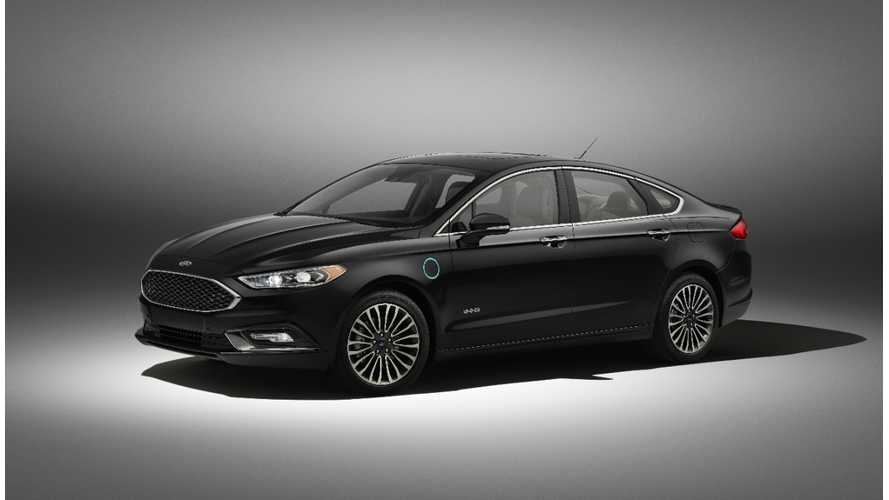 Official: Refreshed Fusion Energi Now Gets 21 Miles AER, 610 Miles Total Range