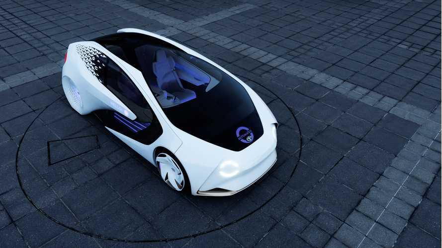 Toyota Concept-i Debuts At CES: All Electric Car With Driver-In-Mind AI (video)