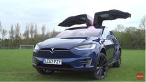 Watch This Ultimate In-Depth Tesla Model X Review