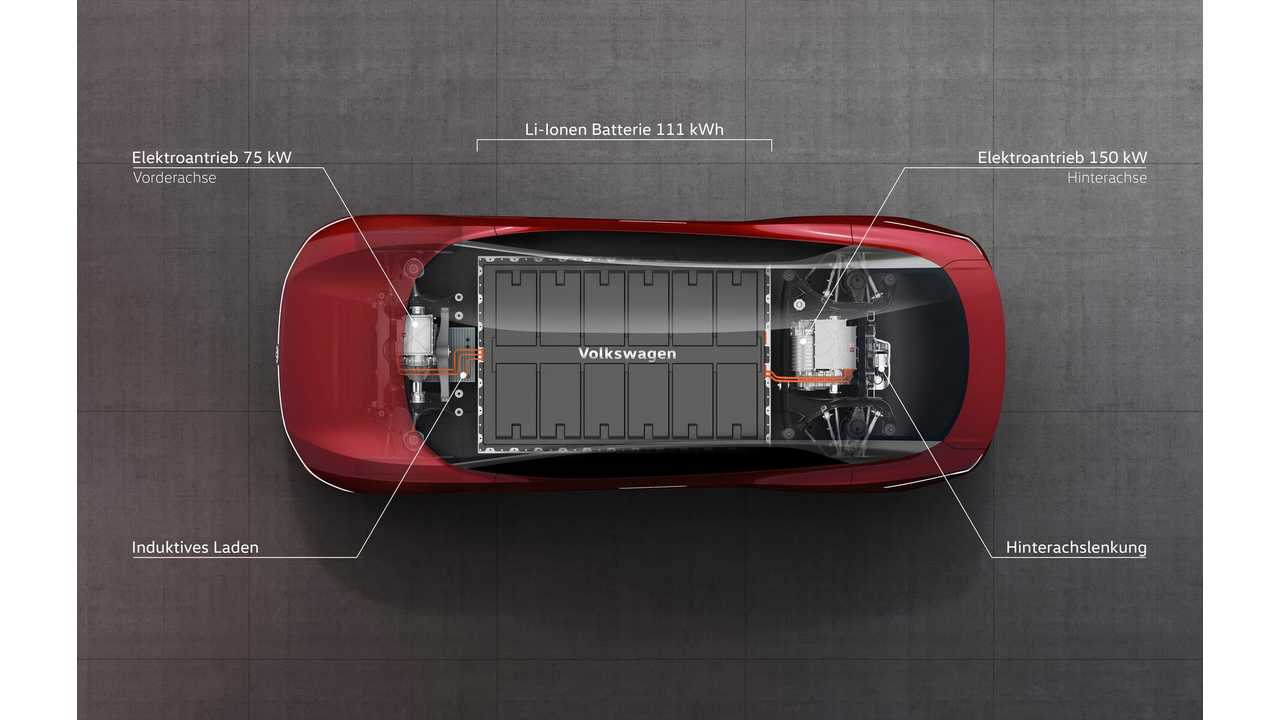 VW Moves Forward With Solid-State Battery Partnership