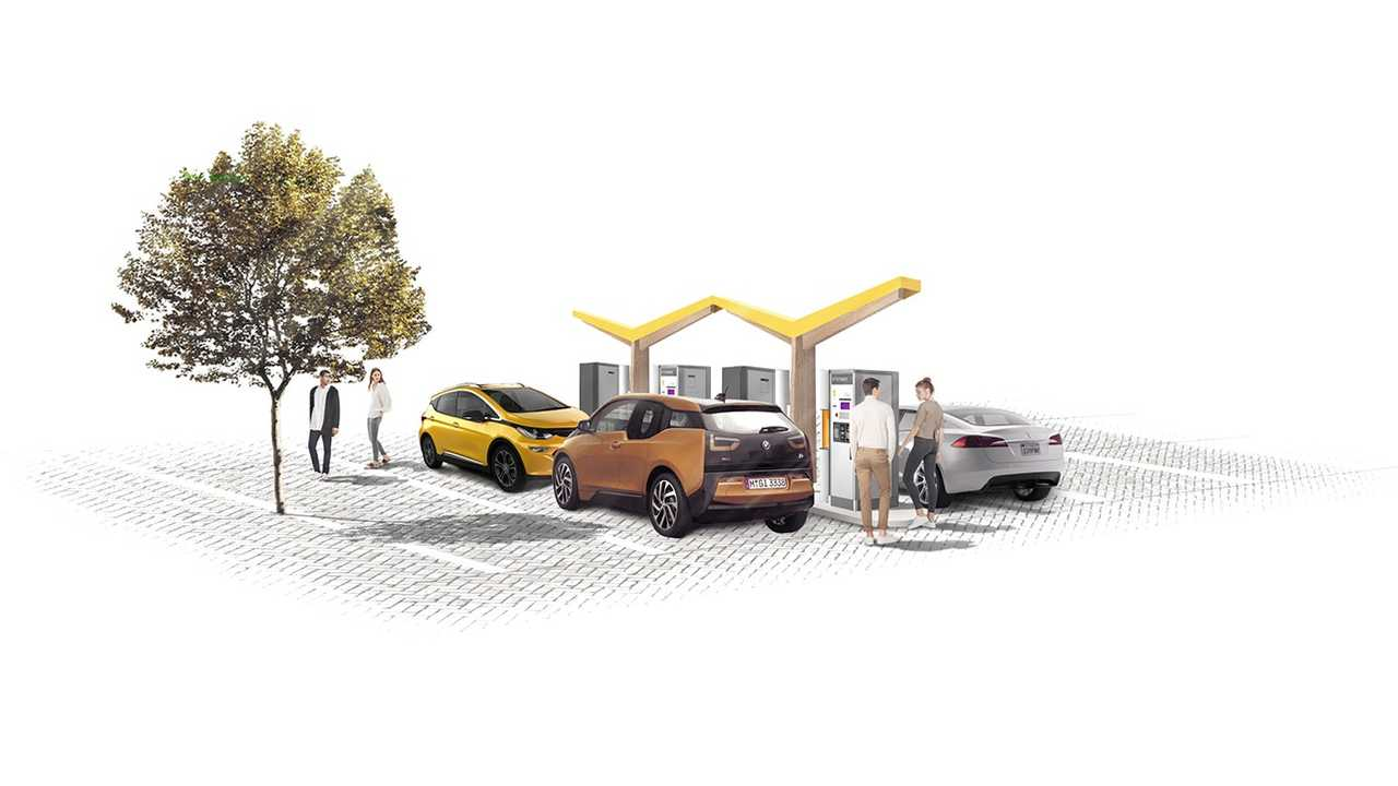 Fastned To Install Fast Chargers At REWE Region Mitte Supermarkets