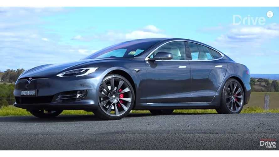 Tesla Model S Joins This Exclusive 500-kW Plus Club