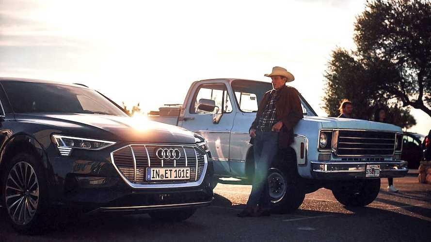 Audi's Embrace The Future Of Electric Videos Feature Cowboys, Old Men