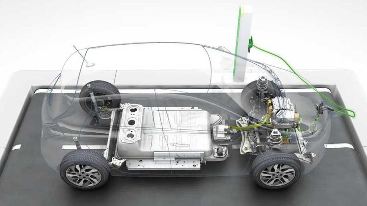 Renault ZOE battery