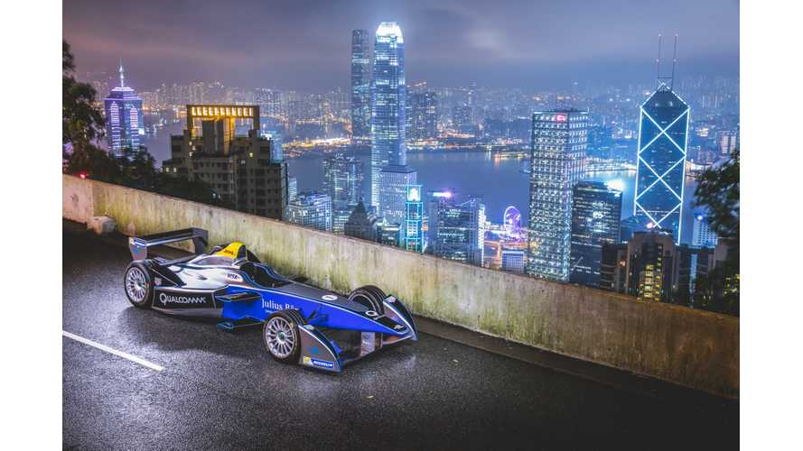 Hong Kong To Be Included In Formula E In Season Three