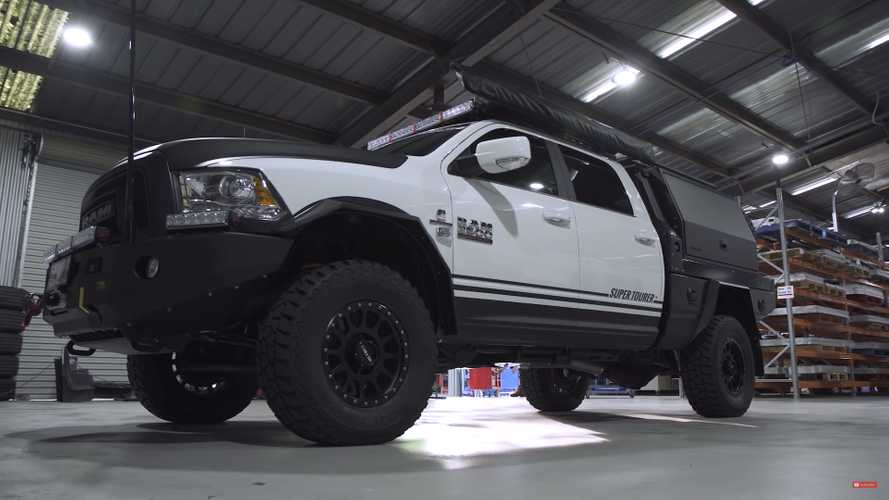 Ram RT25 Supertourer By PCOR Is An Epic Off-Road Adventure Vehicle