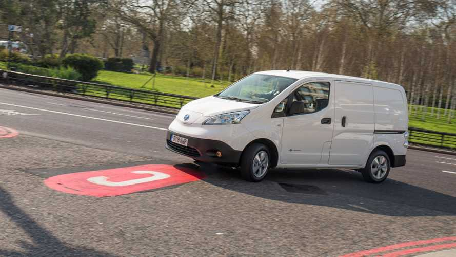 Nissan in London Ultra Low Emissions Zone