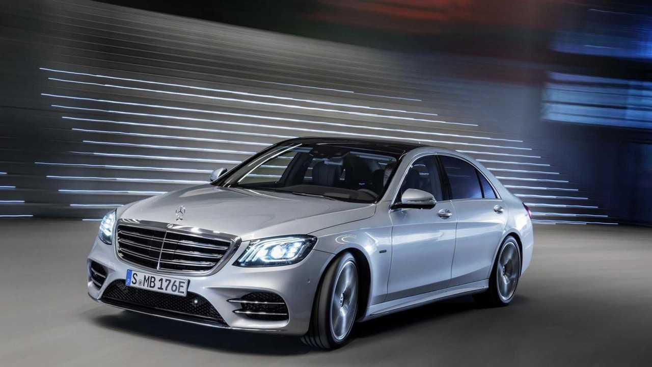 Mercedes S560e Plug-in Hybrid Steers You Away From Diesels