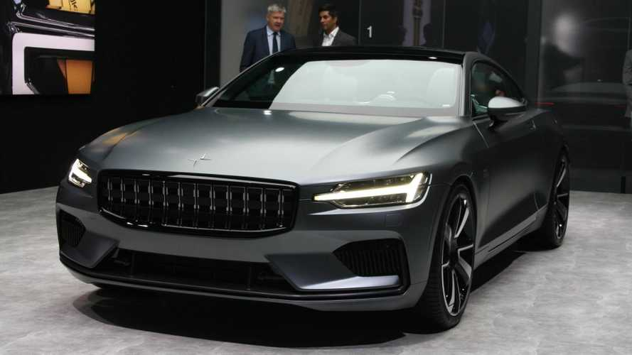 Volvo Polestar 1 Makes European Debut In Geneva