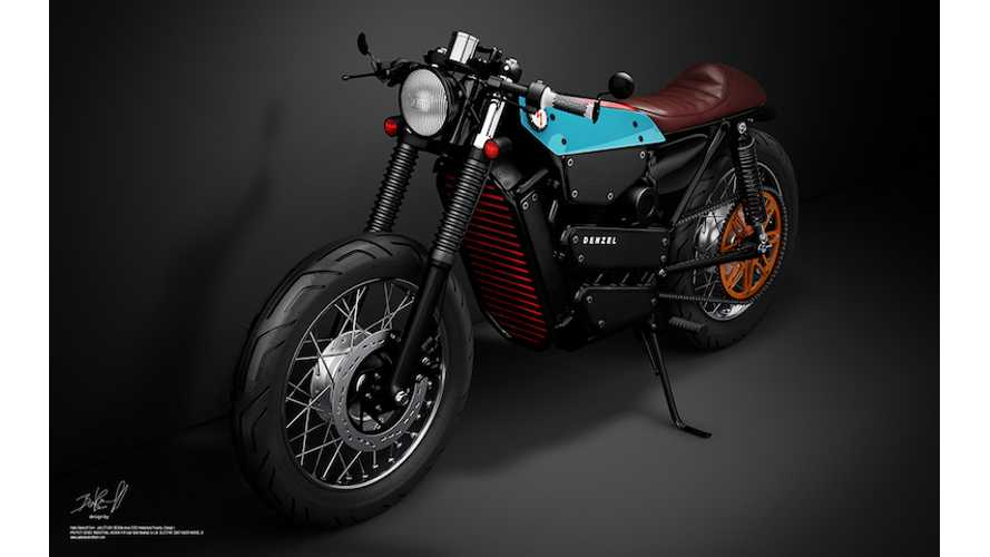 """The New Affordable """"Honda-Based"""" E-Cafe Racers"""