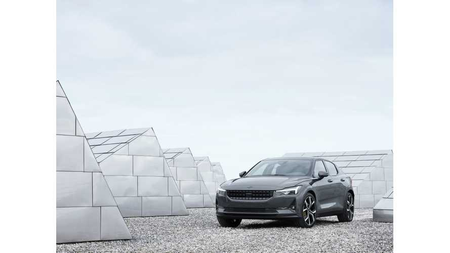 Polestar 2 EV Debuts With Estimated 275-Mile Range