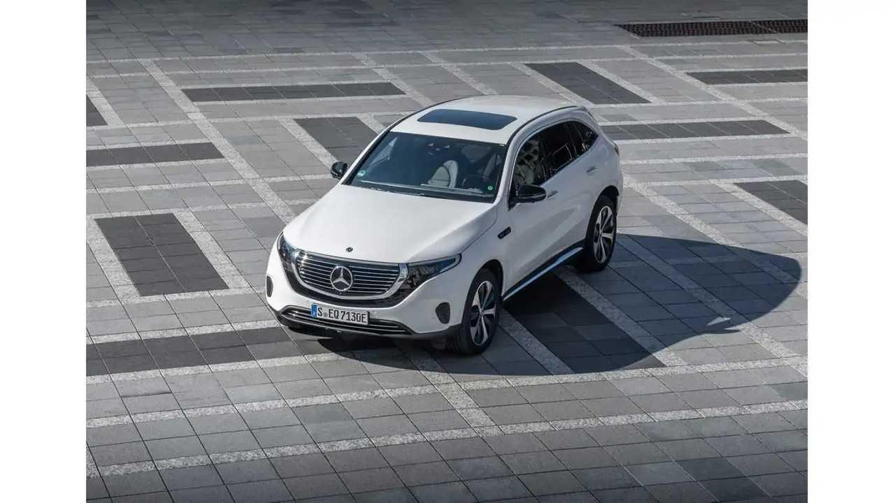 Mercedes-Benz Delays Most EQC Electric SUV Deliveries
