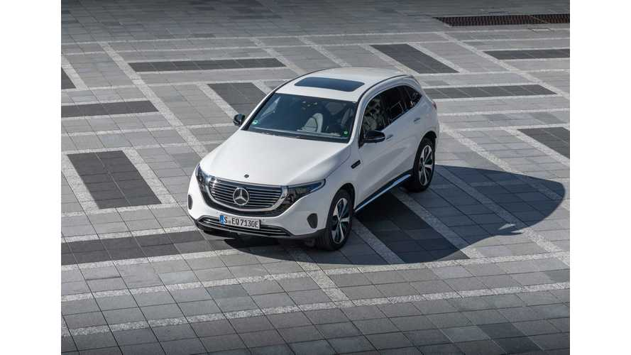 Mercedes-Benz Delays Most EQC Electric SUV Deliveries