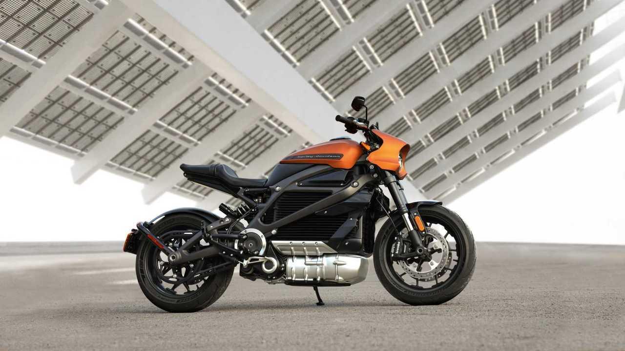 Harley-Davidson Spruces Up LiveWire Spec Sheet
