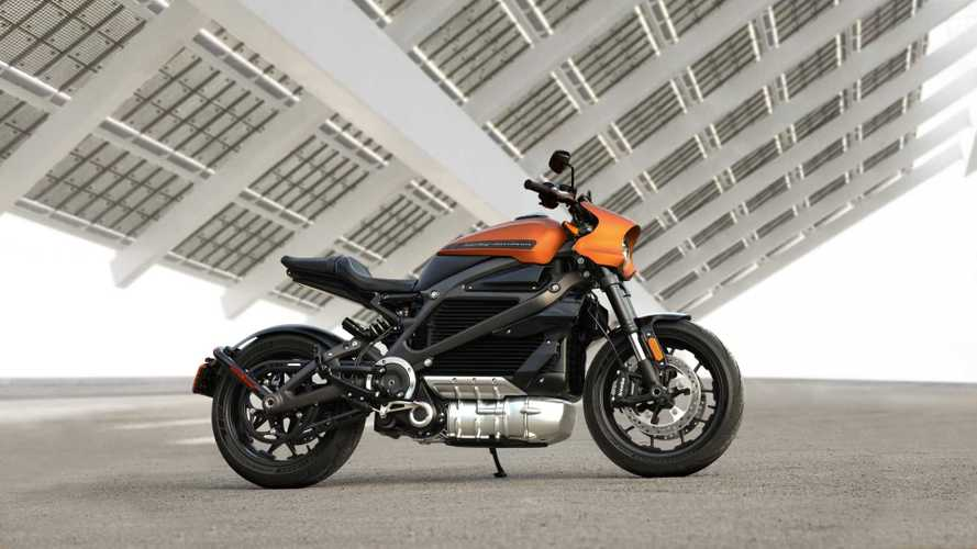 Harley-Davidson Spruces Up LiveWire Spec Sheet