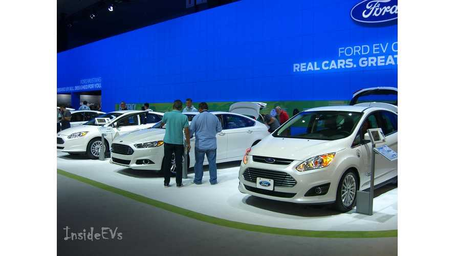 Going To Miss LA Auto Show?  Take Our EV Tour - Gallery