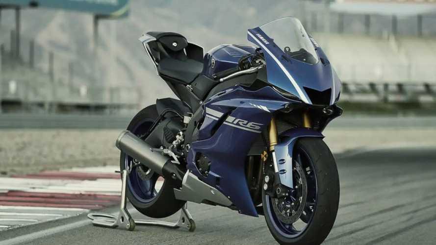 Resmi: Yamaha YZF-R6 yolun sonuna geldi!
