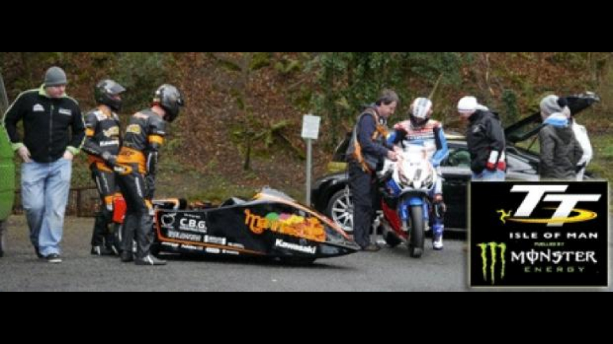 "Tourist Trophy 2012: ""Behind the scenes"""