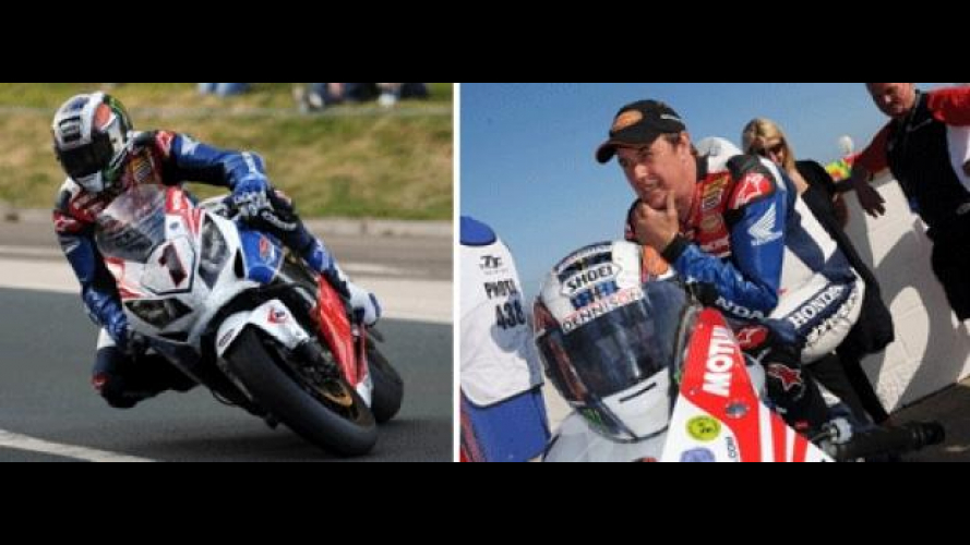 Tourist Trophy 2012: John McGuinness in fuga