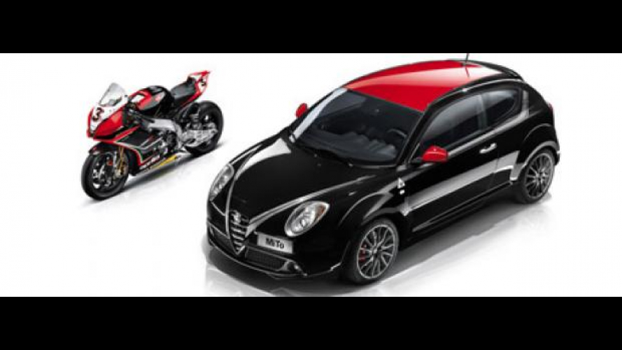 WordSBK e Alfa Romeo MiTo Limited Edition al Salone di Parigi
