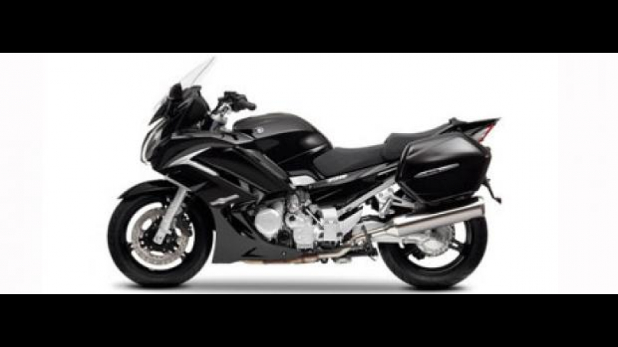 Yamaha FJR1300 e FJR1300AS 2013